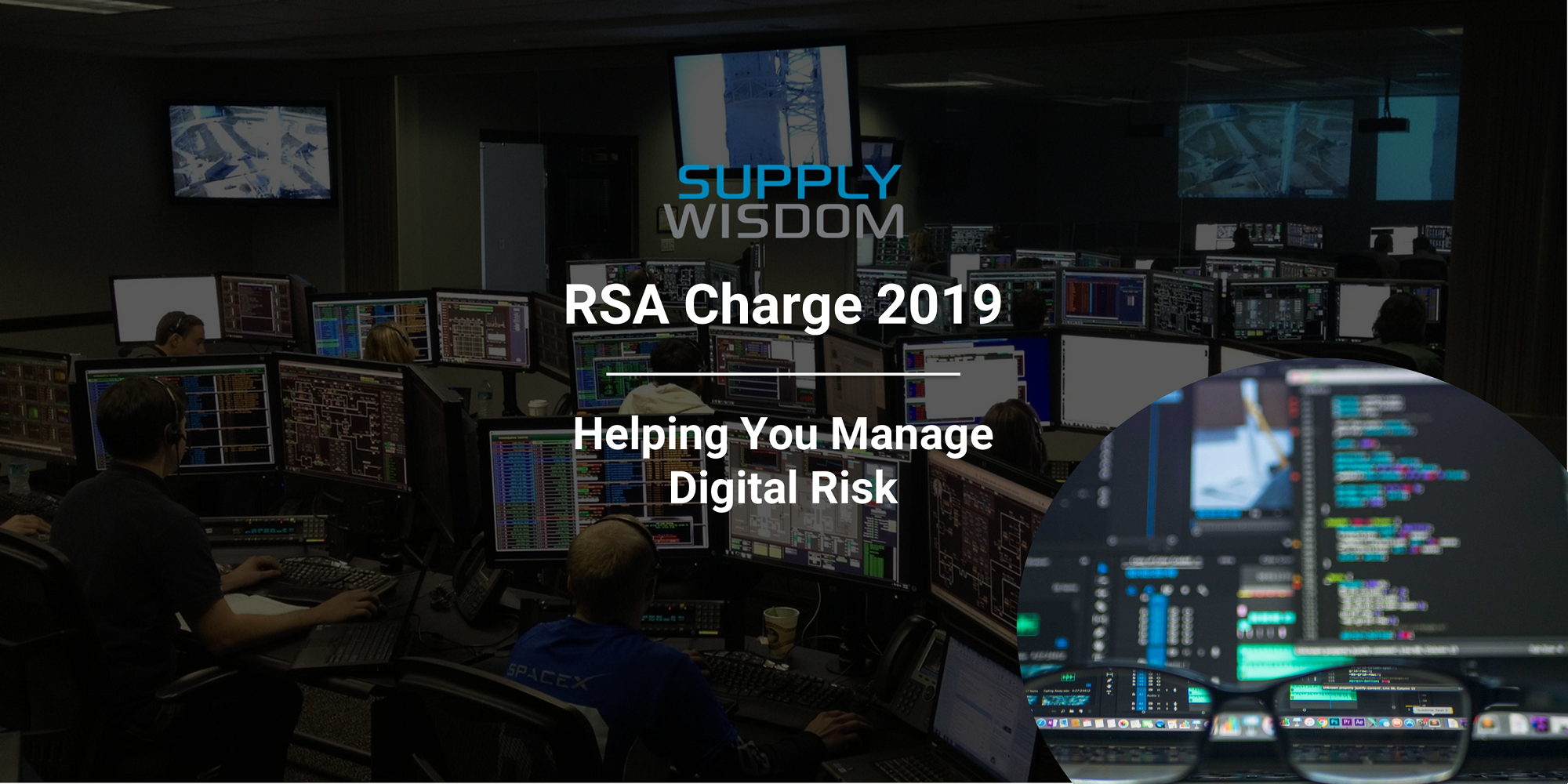 Meet Supply Wisdom at RSA Charge 2019, Orlando